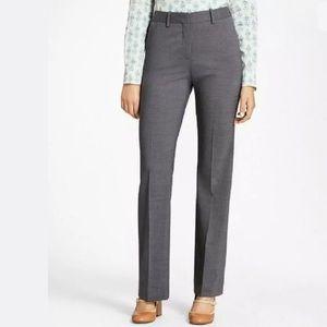 Brooks Brothers Caroline fit gray dress pants